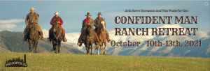 Confident Man Ranch Retreat